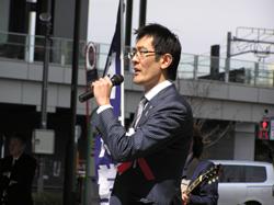 【ミリタリー魂】第15戦 おたく議員「三橋貴明」のイベントに突撃<特別編>
