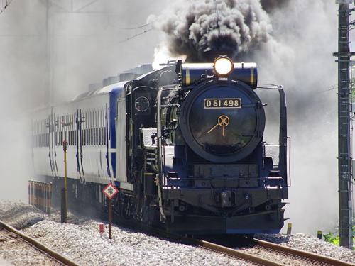 JR東日本所有のD51498号機