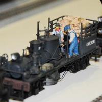 鉄道模型運転会・体育館まるごと借りて