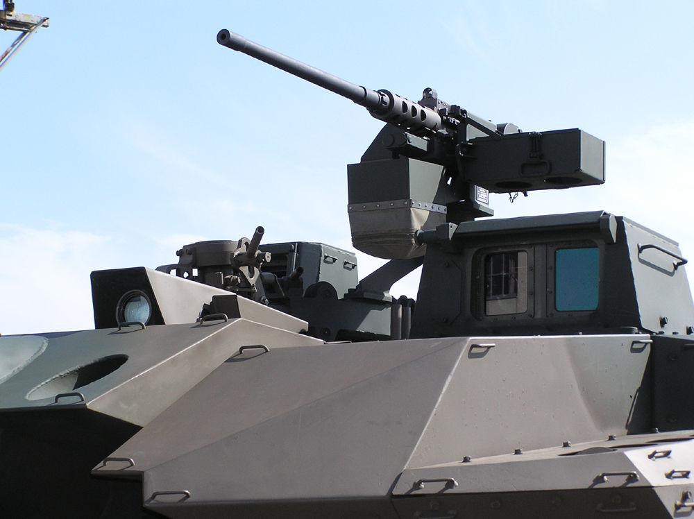 10式戦車前方カメラ