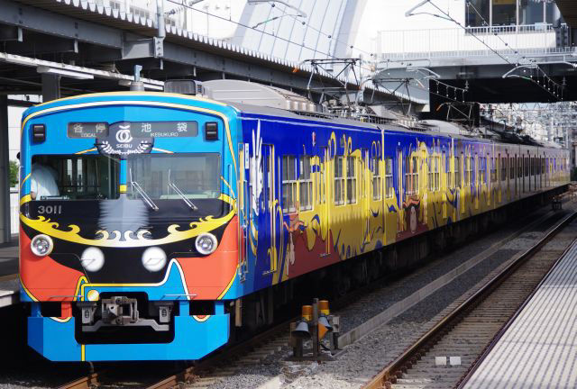 西武鉄道(東京都・埼玉県)