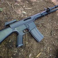 【ミリタリー魂】第26回 サバゲーフィールドで出会ったカスタム銃達