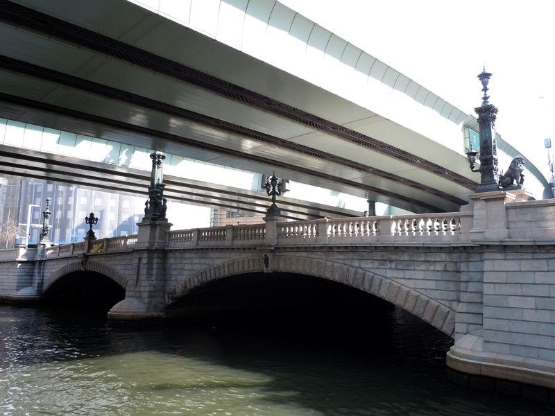 日本橋全景