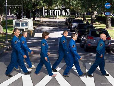 第26次(Expedition26)のミッションポスター