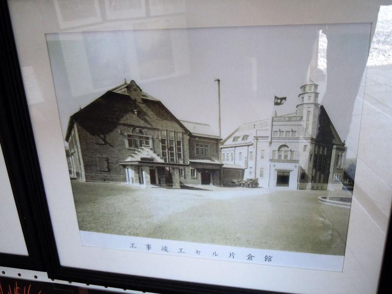 竣工当時の写真