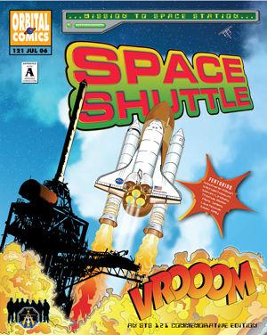 STS-121(ディスカバリー)のミッションポスター