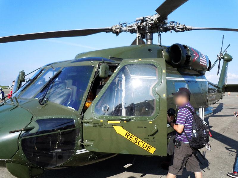 HSL-51「Warlords」のSH-60F