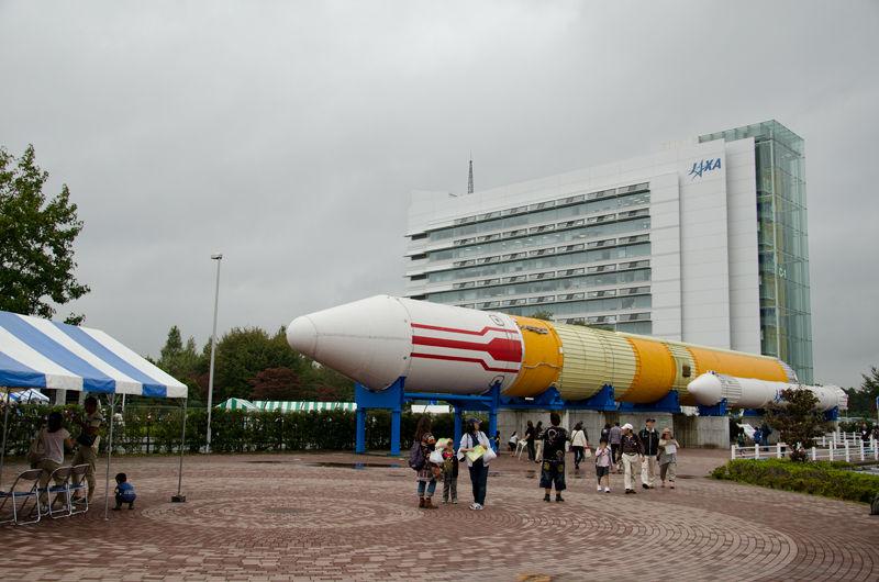 JAXA筑波宇宙センター特別公開