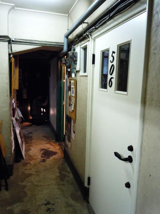 居室はギャラリーやアンティークショップなどとして活用