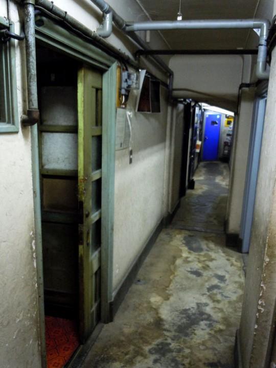 昭和の末に閉店(廃業)した美容室