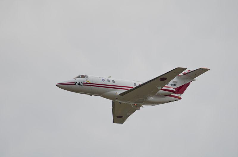 飛行点検隊のU-125