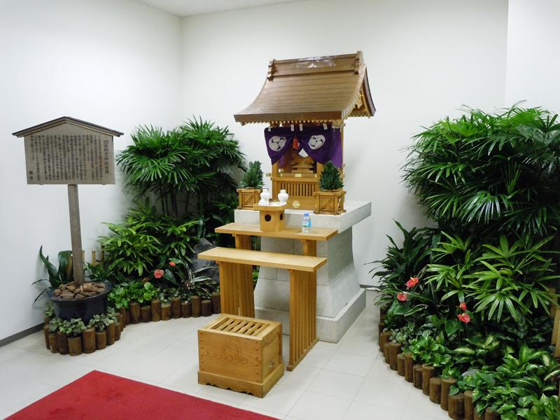 羽田航空神社