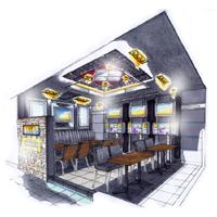 カプコンの公式バーが新宿・歌舞伎町にオープン