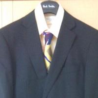 スーツはお好き?