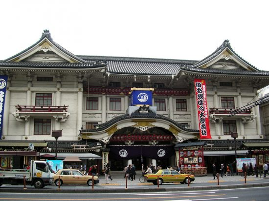 【建物萌の世界】第13回 歌舞伎といえば