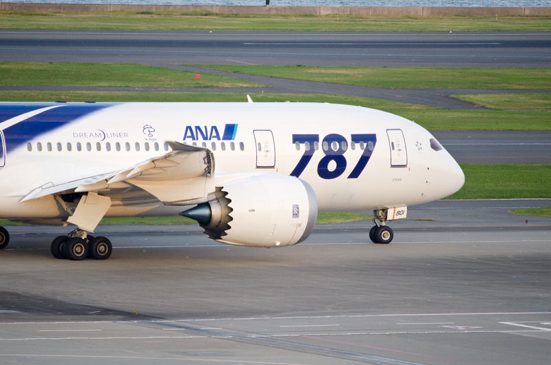 B787が将来の空の旅をより快適に変えてくれる?