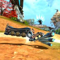 MMORPG「ドラゴナ」クローズドβテストを2月1日より開始