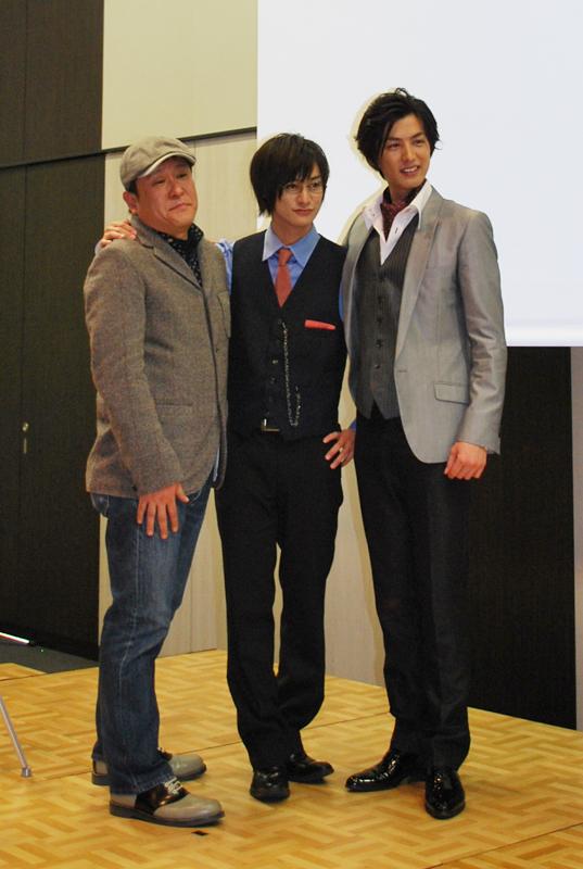 「富士見二丁目交響楽団」完成披露イベント