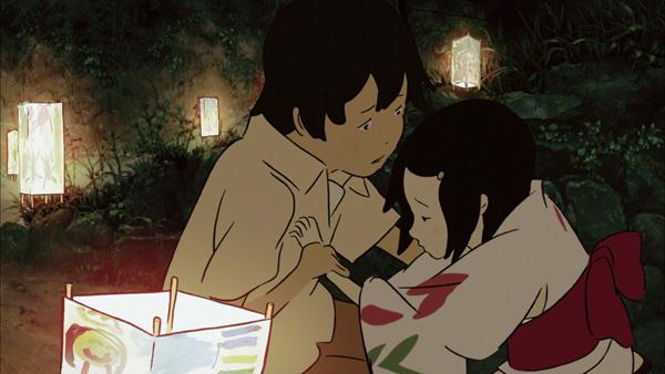 東映アニメ映画「虹色ほたる~永遠の夏休み~」