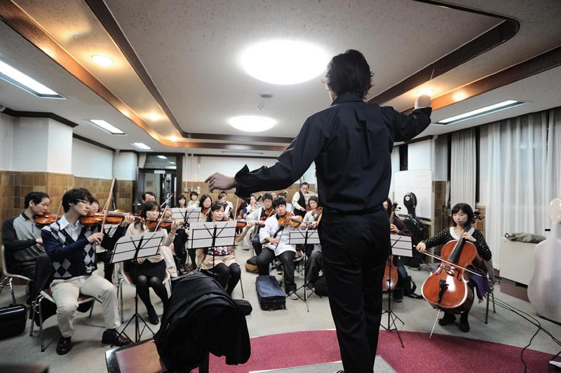 映画「富士見二丁目交響楽団」