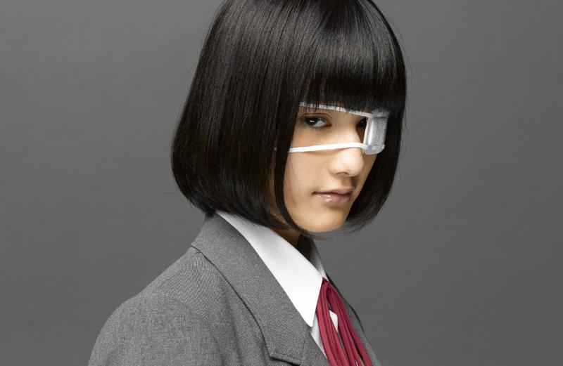 眼帯の少女'ミサキ・メイ'