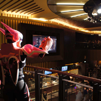 「劇場版 TIGER & BUNNY」、新宿ピカデリーVS新宿バルト9が前売券特典配布のガチ勝負