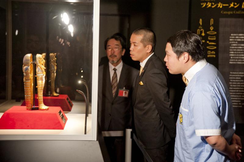 エジプト考古学博物館 所蔵 ツタンカーメン展 黄金の秘宝と少年王の真実