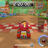 韓国の3分の1がプレイするオンラインレースゲーム「カートライダー」OβT開始