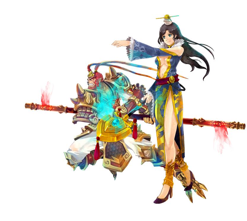 疾風西遊記、「第5回秋葉原PCゲームフェスタ」への出展を正式発表