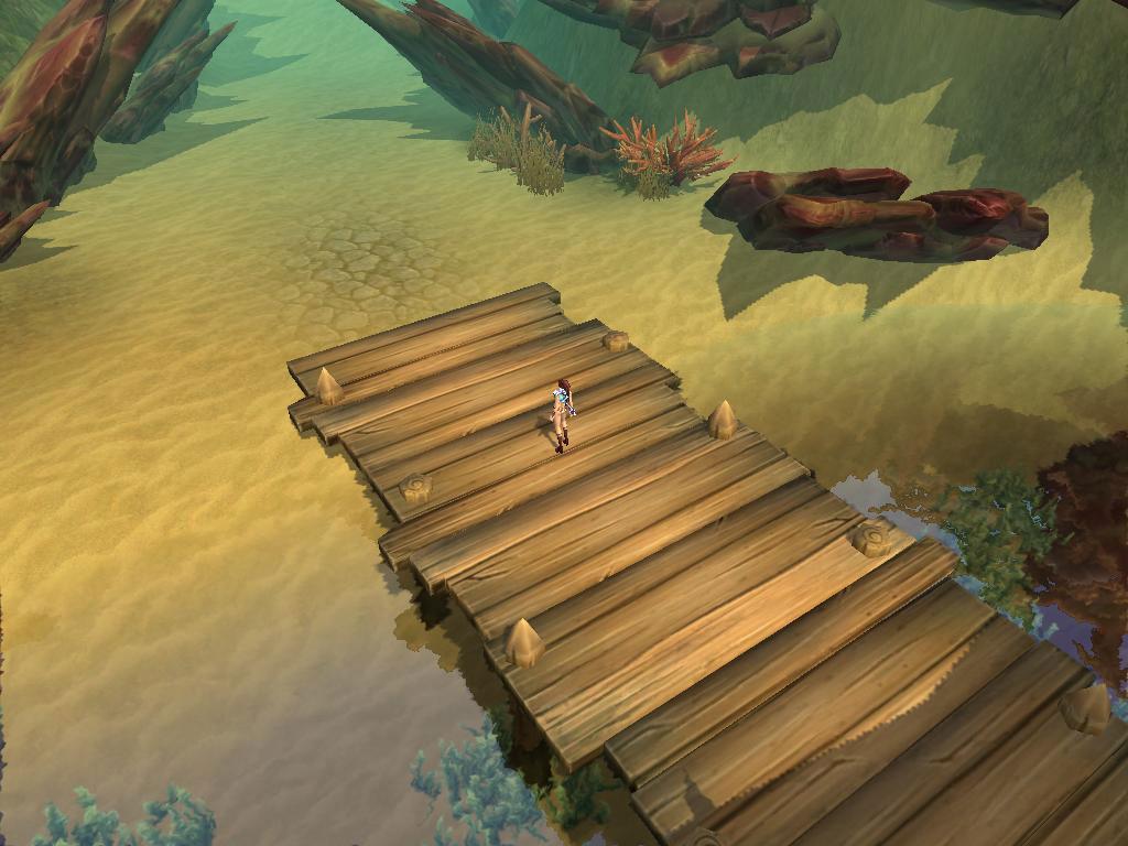 マップ「浅瀬の水際」