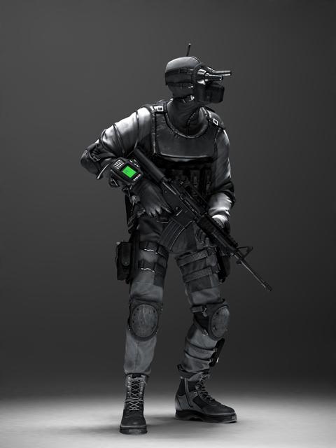 SPECTRE/スペクター(通信兵)