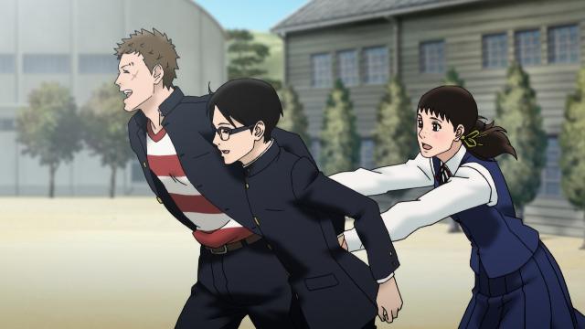 アニメ「坂道のアポロン」