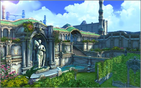 バルダーの神殿