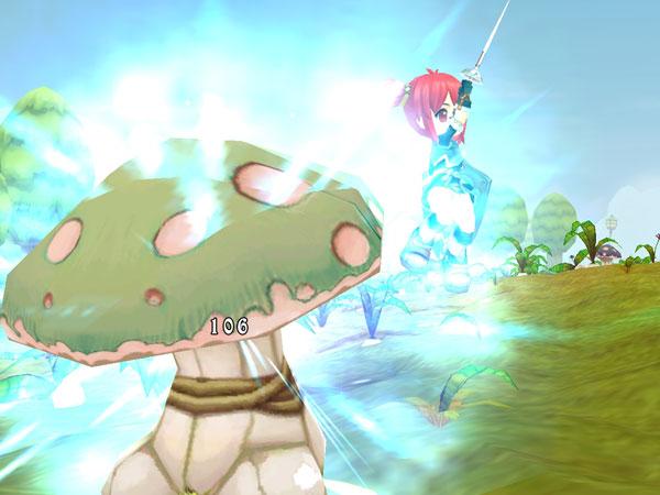「ココロア」ゲーム内スクリーンショット
