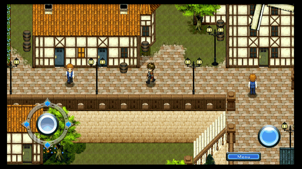 新作RPG「シンフォニーオブオリジン」