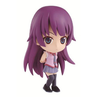 西尾維新アニメプロジェクト「物語シリーズ」一番くじが7月からローソンで発売