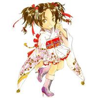藤島康介氏がデザインした「京都国際マンガ・アニメフェア2012」公式キャラクターが愛称を一般公募