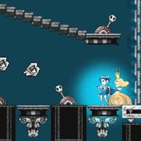PS Vita専用ソフト「Dokuro」、天地を反転させるエントランスステージを公開
