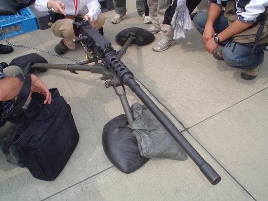 M2重機関銃
