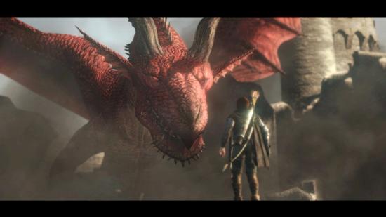 カプコン55作目のミリオンヒット「ドラゴンズドグマ」