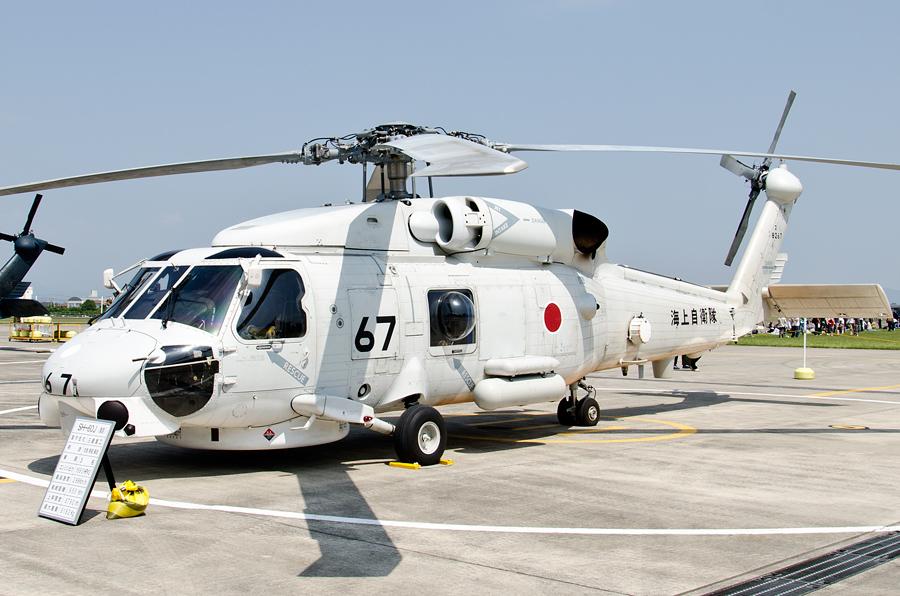 海上自衛隊・第21航空隊のSH-60J