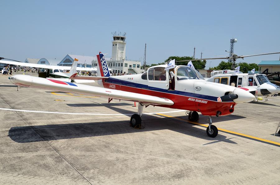 富士FA-200-180エアロスバル