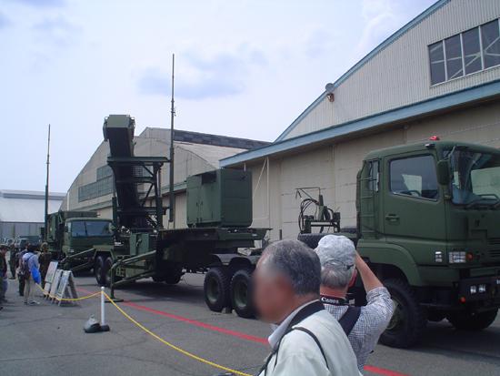 航空自衛隊のPAC-3