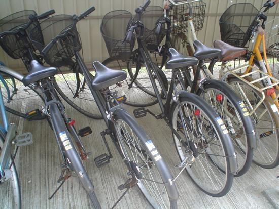 公用自転車