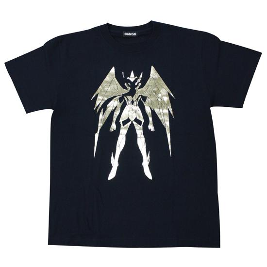 聖闘士星矢Ω Tシャツ 黄金聖衣柄