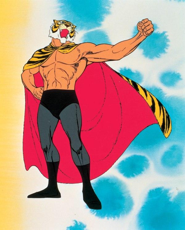 タイガーマスク ふく面リーグ戦(c)梶原一騎・辻なおき/講談社・東映アニメーション