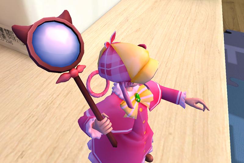 猫ミミ虫メガネ:攻撃力:527 / 攻撃範囲:700 / 移動速度:430
