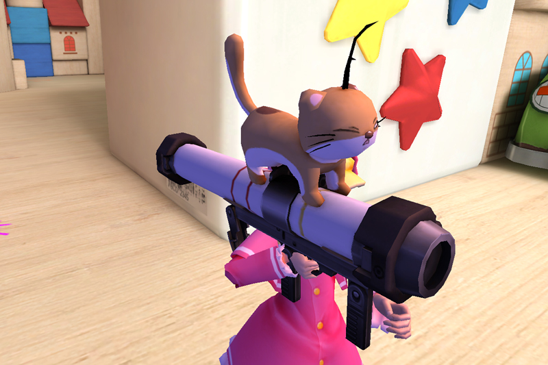 かまぼこ砲:攻撃力:500 / 連射速度:5 / 弾速:360