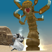 オンラインRPG「Master of Epic」、新マップ「ハティル砂漠」実装!