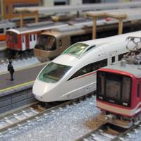 現役運転士による鉄道模型(Nゲージ)のデモンストレーションイベント開催